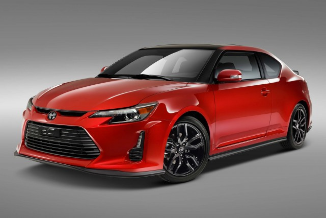 2016 scion tc release series 10 0 bids farewell to marque between the axles. Black Bedroom Furniture Sets. Home Design Ideas