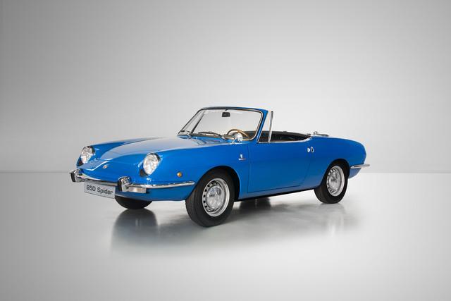 1969 Seat 850 Sport Spider