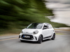 2020 Smart ForFour EQ facelift