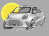 2020 Smart ForFour EQ facelift