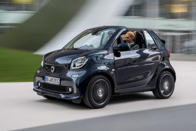 2016 Smart Brabus Fortwo Forfour Type 453 Has 900cc Turbo
