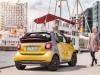 A453 Smart ForTwo Cabrio - rear, harbor