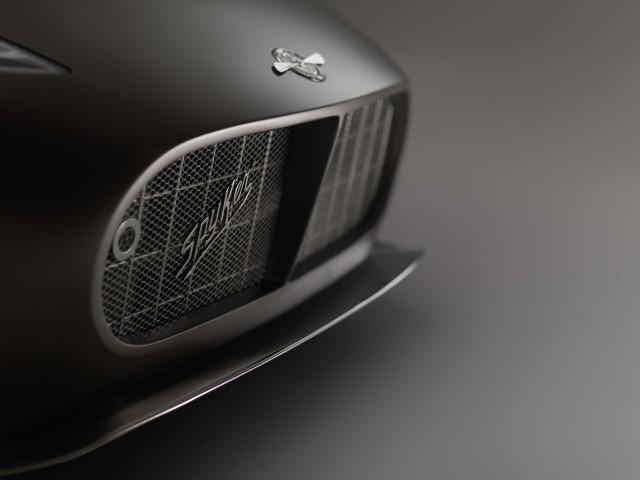 Spyker C8 Preliator - grille