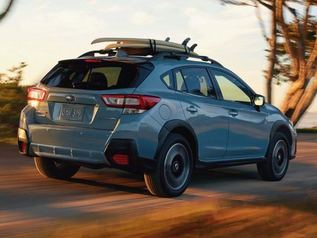2018 Subaru Xv Crosstrek Vs Impreza Differences In Photo