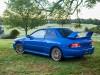 Subaru Impreza WRX STI 22B -rear