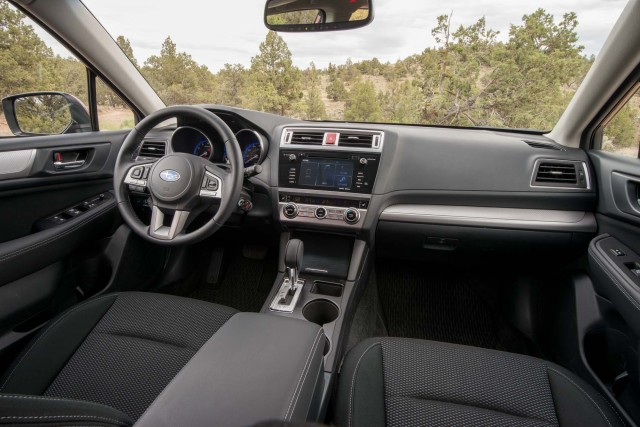 Bs Subaru Outback Interior Dark