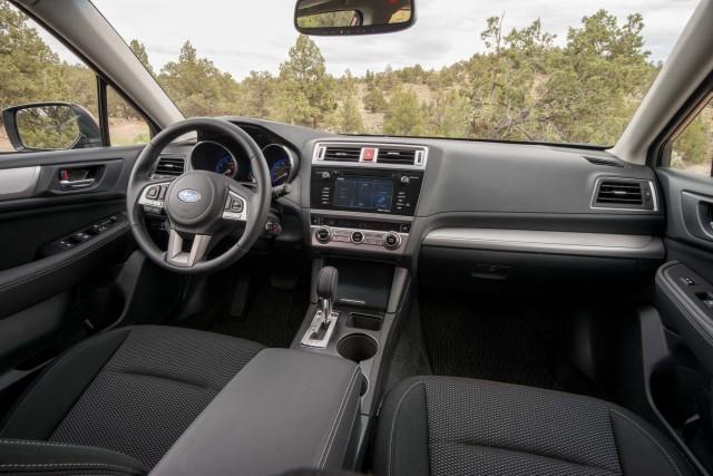 Bs Subaru Outback Interior Dark