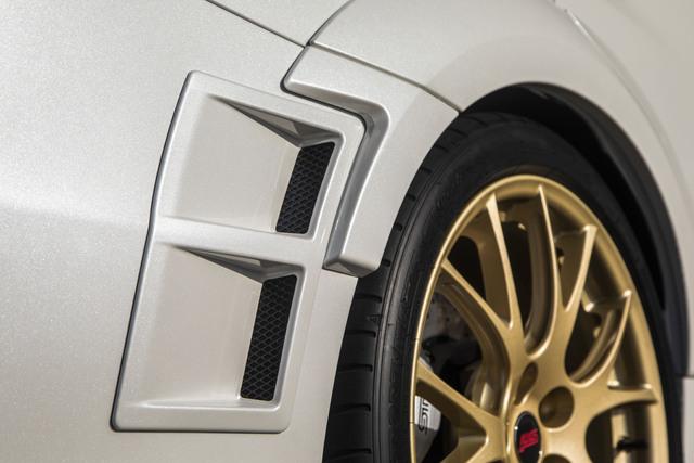 2019 Subaru WRX STI S209