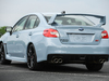 2019 Subaru WRX STI Series.Gray - rear, Cool Gray Khaki