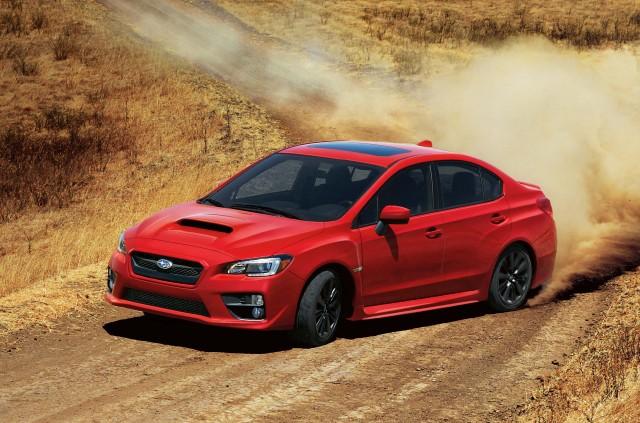 Va Subaru Wrx 2017 Drifting Dirt