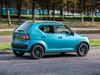 2017 Suzuki Ignis - side, blue