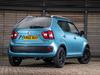 2017 Suzuki Ignis - rear, blue