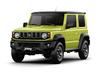 2019 Suzuki Jimny - green, front