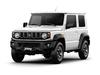 2019 Suzuki Jimny - white