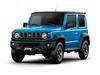 2019 Suzuki Jimny - blue