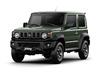 2019 Suzuki Jimny - dark green