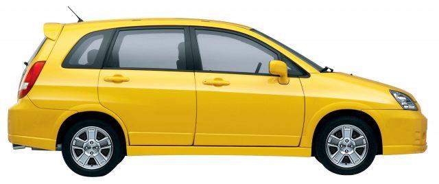 2003 Suzuki Liana GS
