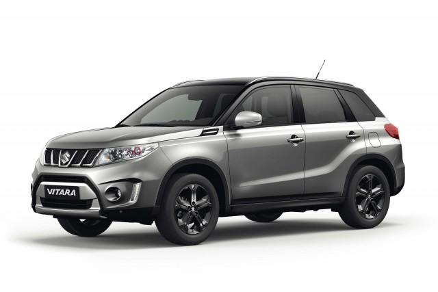 2015 Suzuki Vitara S