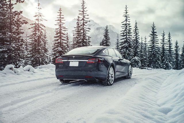 2016 Tesla Model facelift