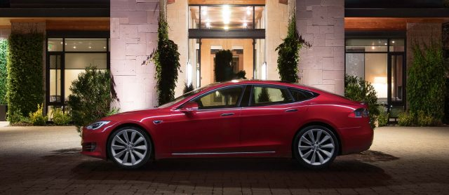 2016 Tesla Model facelift