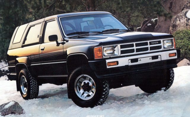 toyota 4runner 1984 1989 n60 first generation us photos between the axles. Black Bedroom Furniture Sets. Home Design Ideas