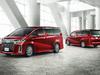 2018 Toyota Alphard facelift