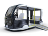 Toyota Accessible People Mover for 2020 Tokyo Olympics