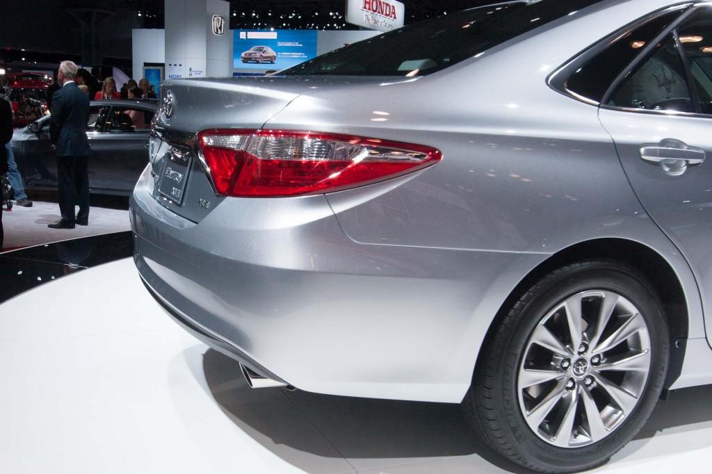 XV50 Toyota Camry facelift