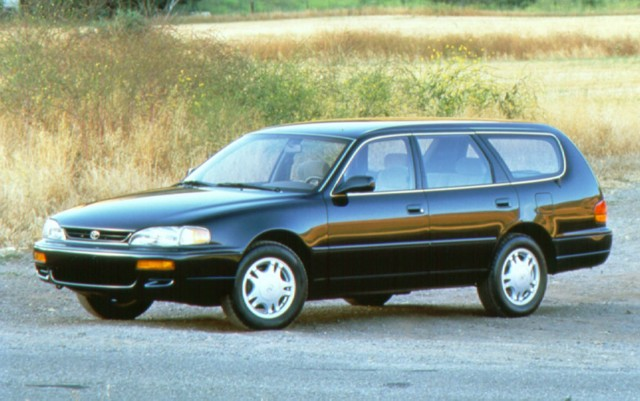 XV10 Toyota Camry - 1995 LE wagon