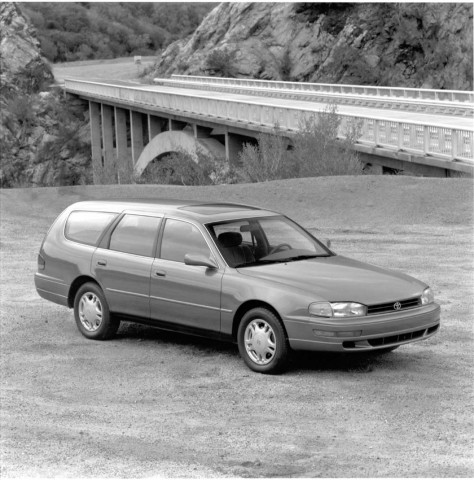 XV10 Toyota Camry - 1992 wagon