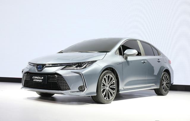 Toyota Corolla Sedan Hybrid 2019 E210 12th Gen Prestige Eu