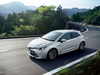 2018 Toyota Corolla Sport - front, white, JDM