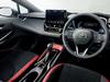 2018 Toyota Corolla Sport - interior, dashboard