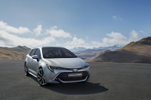 2019 Toyota Corolla Touring Sports wagon