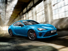 2018 Toyota GT86 Club Series Blue Edition - front, warehouse