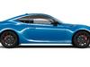 2018 Toyota GT86 Club Series Blue Edition - side