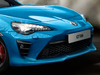 2018 Toyota GT86 Club Series Blue Edition - front fascia
