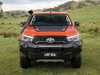 Toyota HiLux Rugged X - hood, girlle, bumpers