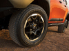 Toyota HiLux Rugged X - wheels, fenders