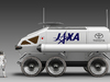Toyota JAXA Moon Rover Concept