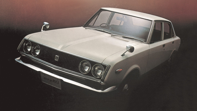 1968 Toyota Mark II (first generation)