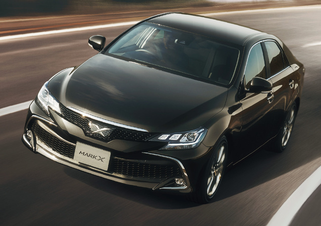 2019 Toyota Mark X 250S Final Edition