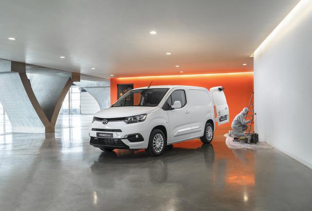 2019 Toyota ProAce City