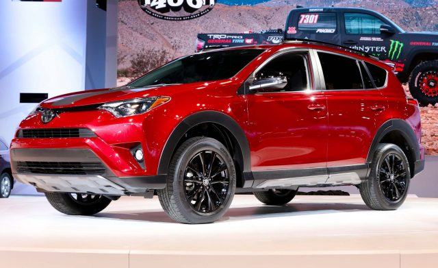 Toyota Rav4 Adventure 2018 Facelift Xa40 Fourth