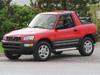 1998 Toyota RAV4 facelift