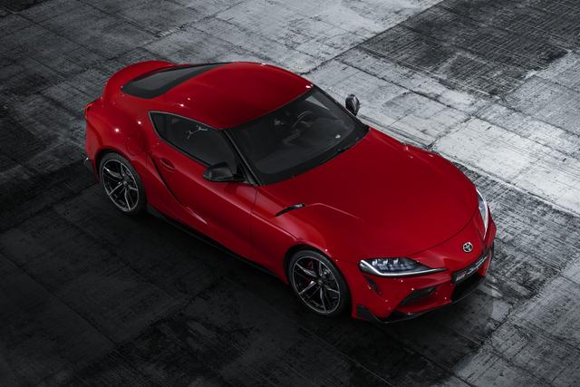 2019 Toyota Supra GR
