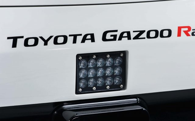 2018 Toyota Supra GR Racing Concept