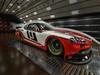 2019 Toyota Supra NASCAR Xfinity Series race car - aero testing