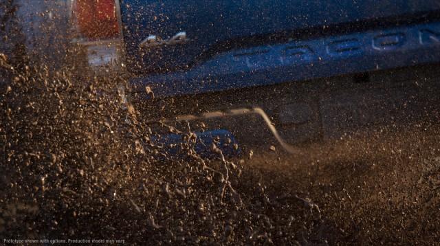 Toyota Tacoma - third generation teaser