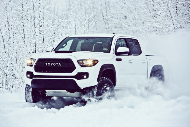Toyota Tacoma TRD Pro (third generation) - front